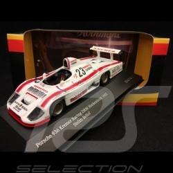 Porsche 936 DRM Hockenheim 1982 n° 23 Kremer 1/43 CMR SBC001