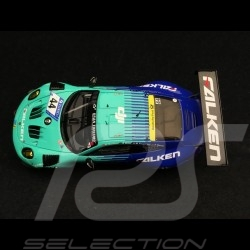 Porsche 991 GT3 R 24h Nürburgring 2018 n° 44 Falken 1/43 Spark SG407