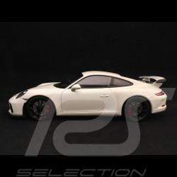 Porsche 911 GT3 type 991 phase II 2017 1/18 Minichamps 113067029 blanc white weiß