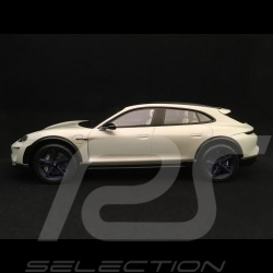 Porsche Mission E Cross Turismo 2018 grey 1/18 Spark WAP0219000J
