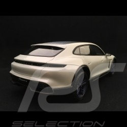 Porsche Mission E Cross Turismo 2018 1/18 Spark WAP0219000J Porsche Mission E Cross Turismo 2018 grise 118 Spark WAP0219000J gri
