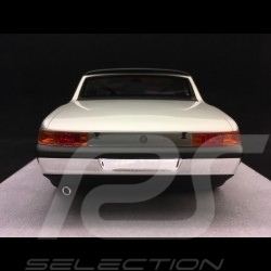 Porsche 914 /6 1974 1/18 Tecnomodel TM1883E gris argent metallisé silver grey metallic silbergrau metallic