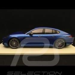 Porsche Panamera Turbo S e-hybrid 1/18 Spark 18S284 Bleu saphir métallisé Sapphire blue saphirblau