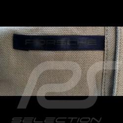 Polo Porsche Classic Metropolitan Collection gris grey grau - homme men Herren