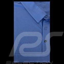 Polo Porsche Classic Metropolitan Collection bleu blue blau - homme men herren