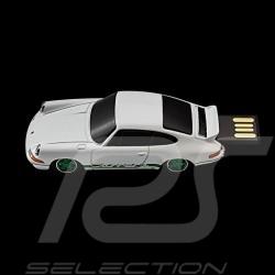 Clé USB Porsche 911 Carrera RS 2.7 blanc / vert Porsche Design WAP0507100G white green USB stick USB-stick weiß / grün