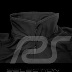 Veste sport Porsche Design Essential noir WAP807 - homme fllece jacket jacke