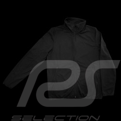 Porsche Fleece Jacket Porsche Design Essential black WAP807K - men