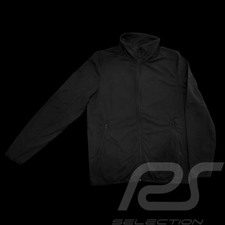 Veste sport Porsche Design Essential noir WAP807K - homme fllece jacket jacke