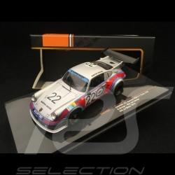Porsche 911 Carrera RSR 2.1 Turbo Le Mans 1974 n° 22 Martini 1/43 IXO LMC158