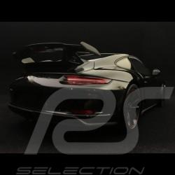 Porsche 911 GT3 type 991 phase II 2017 1/18 Minichamps 110067021 noir black schwarz