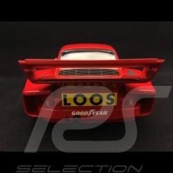 Porsche 935 Le Mans 1977 n° 38 Loos / Gelo 1/18 Norev 187431