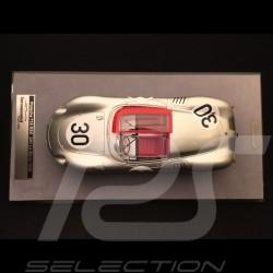 Porsche 718 RSK 24h du Mans 1958 n° 30 von Frankenberg / Storez 1/18 Tecnomodel TM18-82B