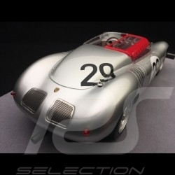 Porsche 718 RSK 24h du Mans 1958 n° 29 Behra / Herrmann 1/18 Tecnomodel TM18-82C