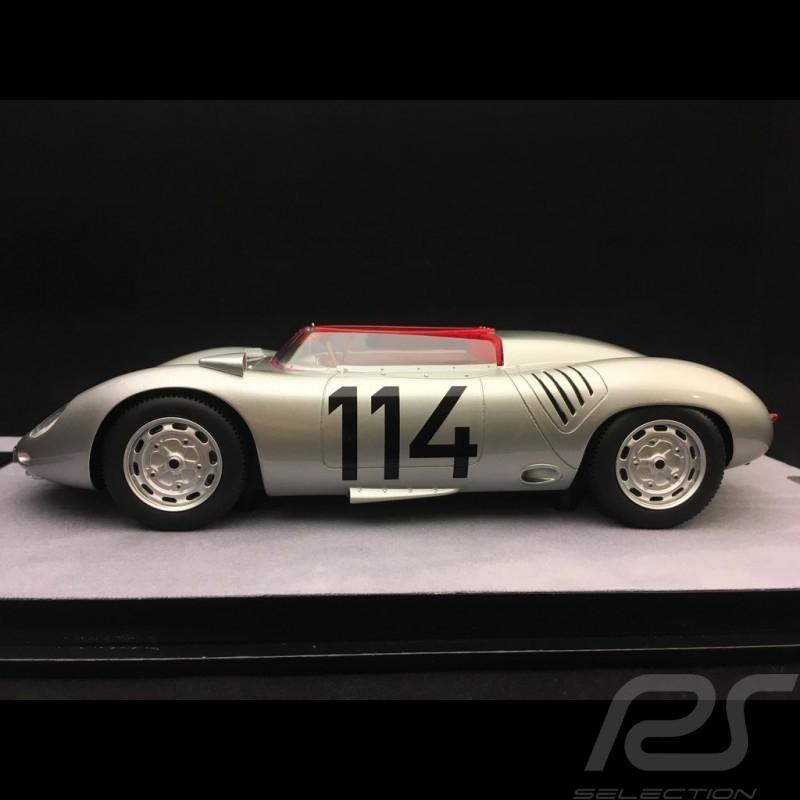 Porsche 718 RSK vainqueur Zeltweg 1958 n° 114 von Trips 1/18 Tecnomodel TM18-82D