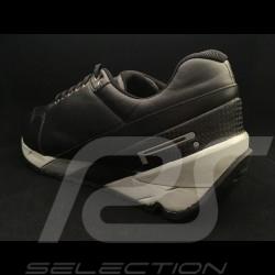 Chaussure Pirelli Sport Pilote DERRY-14 cuir noir leather Shoe Leder Schuhe - homme men herren