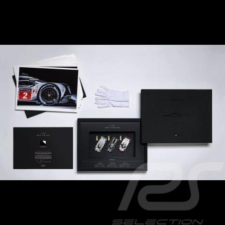 Coffret Box Porsche 919 Hattrick Le Mans Edition Limitée Limited Edition Exklusiv Auflage Porsche Design WAP0929190J