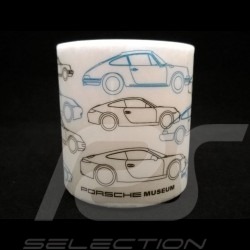 Bougie Porsche décorative 7 générations de 911 Porsche Design MAP01831014 candles Kerze