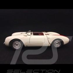 Porsche 550 A Spyder weiß 70 Jahre Edition 1/18 Schuco 450033300