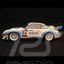 Preorder Porsche 911 GT2 type 993 Le Mans 1999 n° 64 Konrad 1/18 GT Spirit GT753