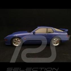 Porsche 968 Turbo S 1994 maritime blue 1/18 GT Spirit GT201