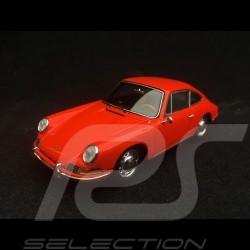Porsche 912 coupé 1968 orange 1/43 Spark MAP02001317 mandarine tangerine blutorange