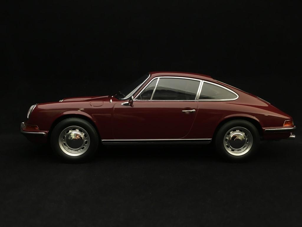 Norev 1:18 Porsche 911 T 1969 by RACEFACE-MODELCARS