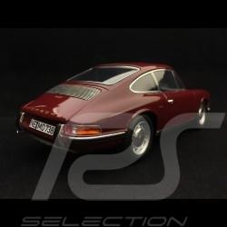 Porsche 911 2.0 T Coupé 1969 1/18 Norev 187630 Rouge Bourgogne Burgundy Red Burgundrot