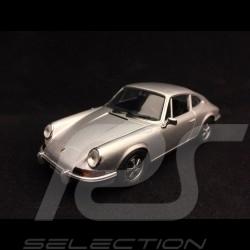 Porsche 911 S 2.4 1973 1/43 Norev 750032 gris argent métallisé silver grey metallic silbergrau