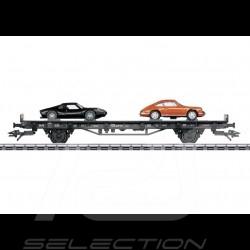 Porsche Autotransportwagen 70 Jahre Porsche 60er Jahre Märklin HO 1/87 MAP10706018 45053