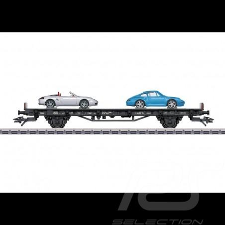 Porsche Autotransportwagen 70 Jahre Porsche 90er Jahre Märklin HO 1/87 MAP10709018 45056