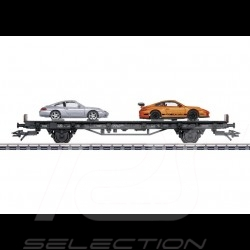 Porsche Autotransportwagen 70 Jahre Porsche 2000er Jahre Märklin HO 1/87 MAP10700018 45057