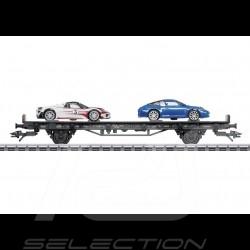 Porsche Autotransportwagen 70 Jahre Porsche 2010er Jahre Märklin HO 1/87 MAP10701018 45058