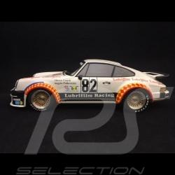 Porsche 934 Sieger Le Mans 1979 n° 82 Lubrifilm 1/18 Minichamps 155796482