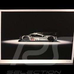Porsche Box 919 Hattrick Le Mans Limited Edition 1/43 Porsche Design WAP0929190J
