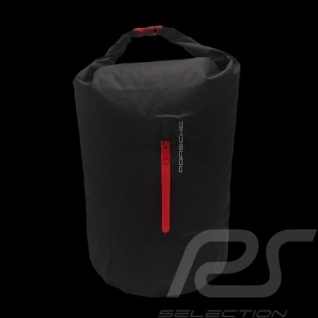 Duffle bag Porsche Motorsport waterproof and resistant black / red Porsche Design WAP9100080J0SR