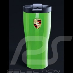 Thermo Mug Porsche isothermal lizard green high gloss finish Porsche Design WAP0506000J
