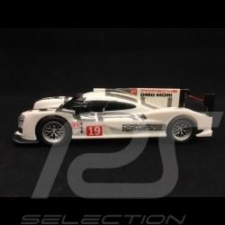 Porsche 919 Hybrid n° 19 pull back toy Welly MAP01026916
