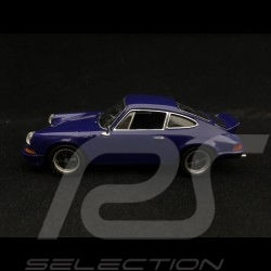 Porsche 911 Carrera RS 2.7 1973 bleu de mer 1/43 Welly MAP01997417 Oxford blue Seeblau