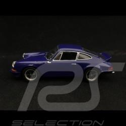 Porsche 911 Carrera RS 2.7 1973 Oxford blue 1/43 Welly MAP01997417