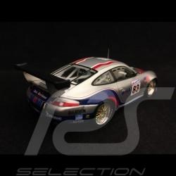 Porsche 911 type 996 GT3 R Le Mans 2000 n°83 Barbour racing 1/43 Spark S5525