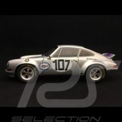 Porsche 911 Carrera RSR Martini n° 107 Targa Florio 1973 1/18 Solido S10801108