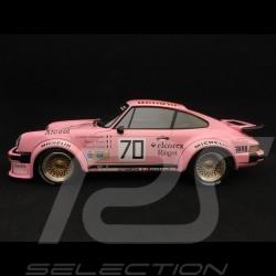 Porsche 934 RSR Sieger Le Mans 1981 n° 70 Perrier 1/18 Minichamps 155816470