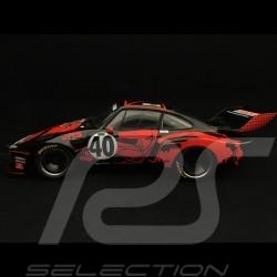 Porsche 935 winner Le Mans 1977 n° 40 JMS X-Ray 1/18 Norev 187433