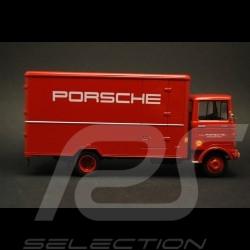 Mercedes-Benz Transporter Porsche LP608