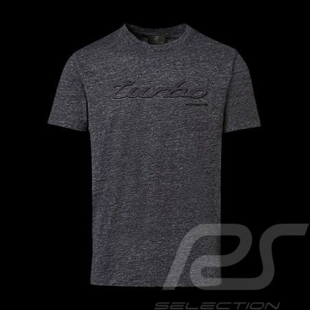 Porsche T-shirt Turbo Classic Heather grey WAP824 - men