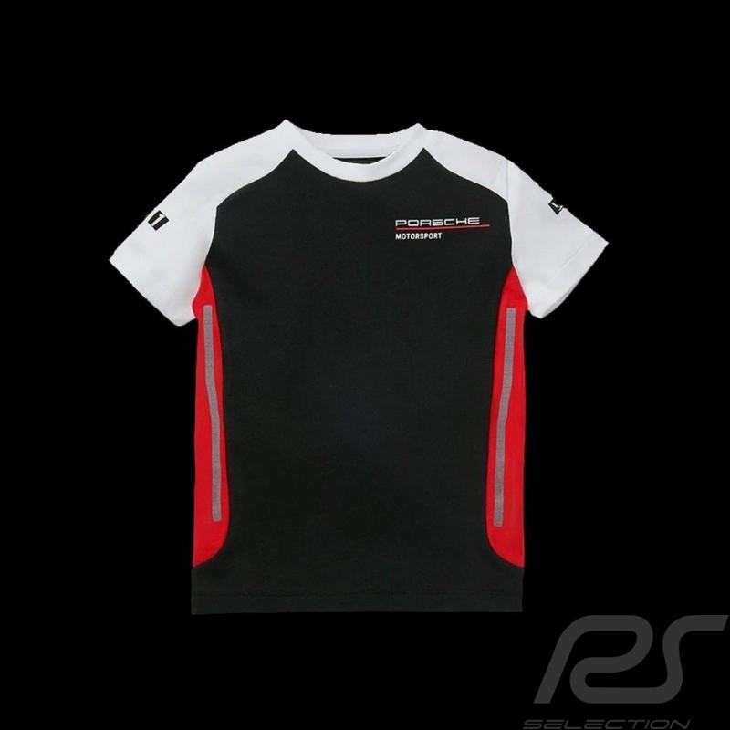 T-shirt Porsche Motorsport 2 Collection Porsche Design WAP431 - enfant kids Kinder