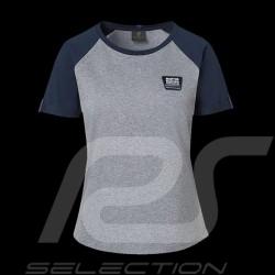 Porsche T-shirt Martini Collection grau / blau Porsche WAP551 - Damen