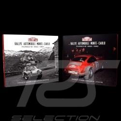 Livre Book Buch Rallye Automobile Monte-Carlo - Porsche 1952-1982