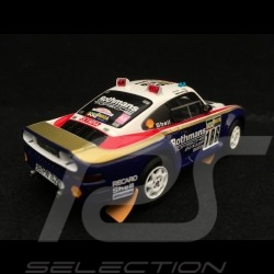 Porsche 959 Rothmans n° 186 Rennsport Reunion VI Laguna Seca 2018 1/43 Spark MAP02004718